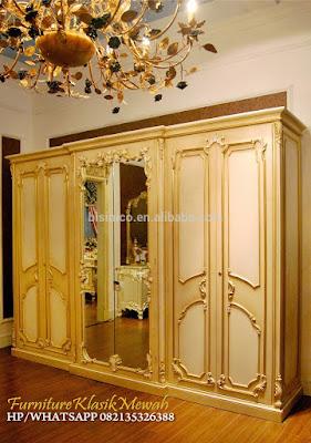 Almari Klasik Mewah Jepara-Furniture Klasik Mewah-penjual furniture jepara-furniture klasik mewah