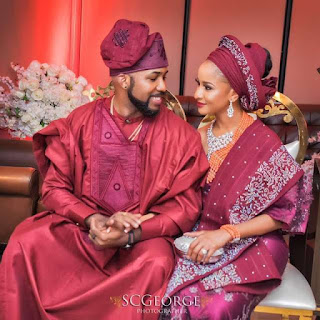 Banky W And Fiance, Adesua Etomi Are Set To Wed In November