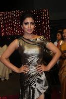 Shreya Saran in Skin Tight Golden Gown ~  Exclusive 031.JPG