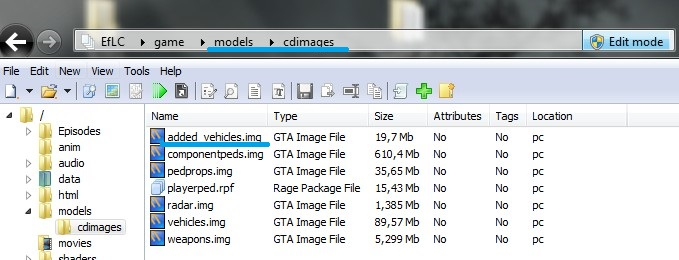 GTA X Scripting: [TUT] Adding vehicles(without replace game vehicles)