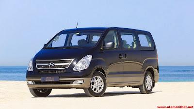 Spesifikasi Lengkap Mobil Keluarga Hyundai H1