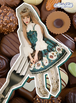 mintyfrills fall winter collection kawaii sweet lolita cute harajuku