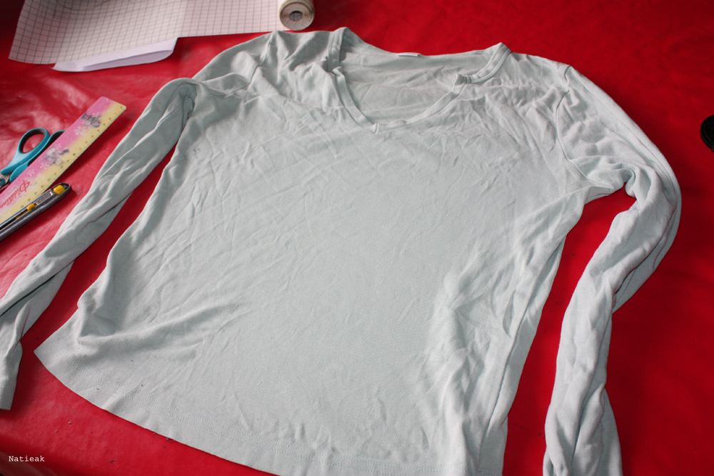 tee shirt Coloria teinture textile