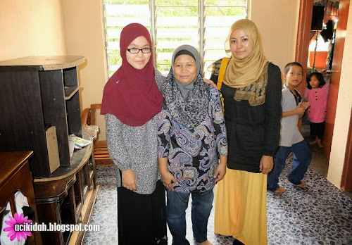 Deko Asnaf Bersama Al-Waasi & Lawatan Ke Petrosains