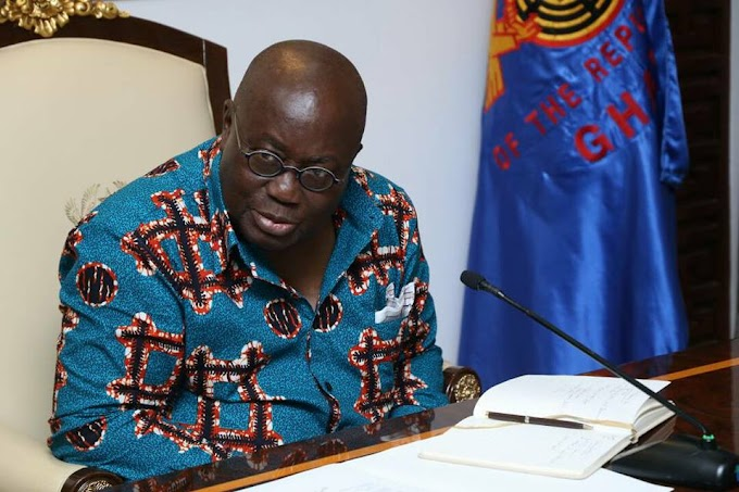 Increase Number of Ghanaian Recipients of Chevening Scholarship Award - President Akufo Addo