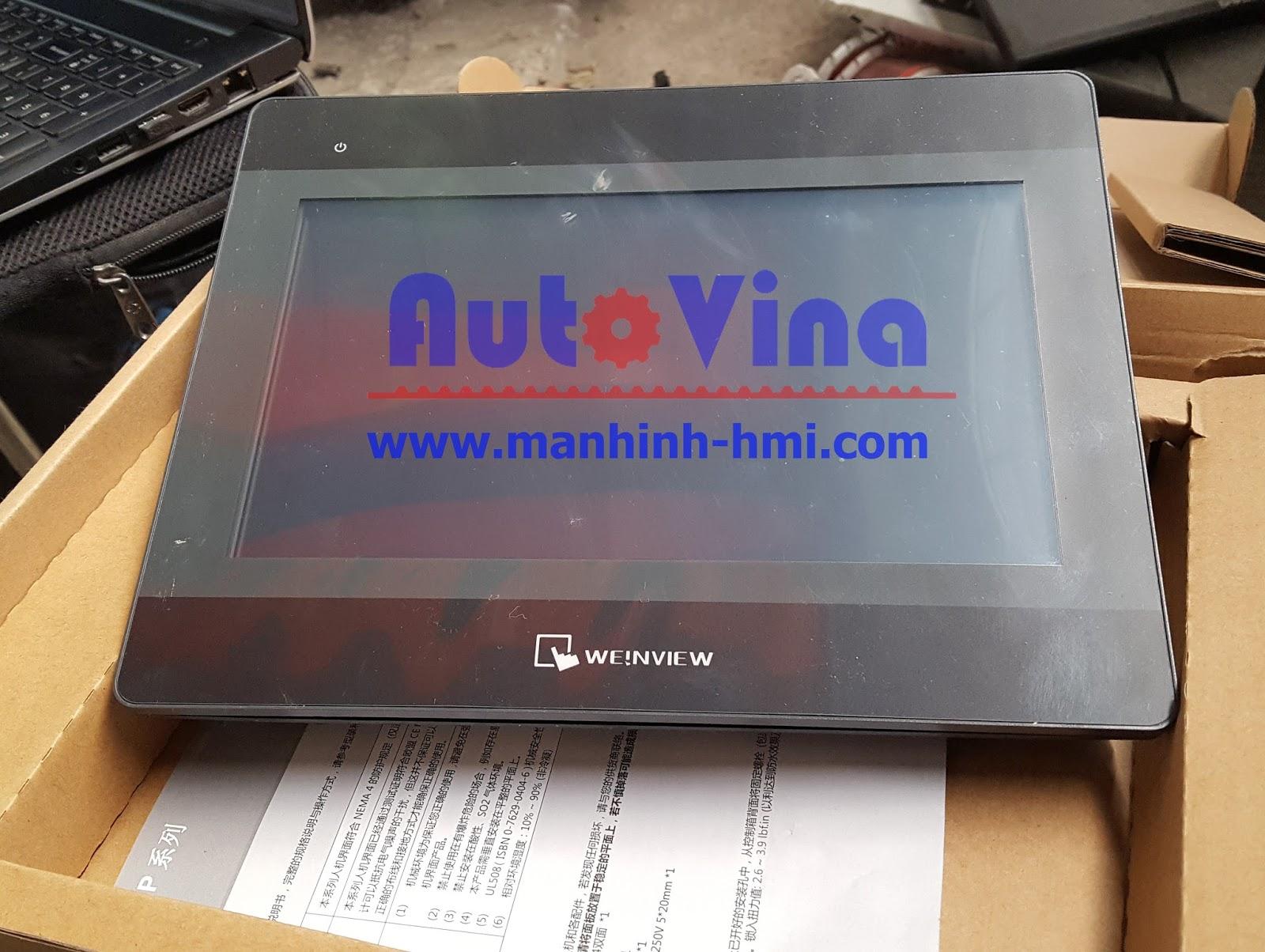 Phân phối sản phẩm màn hình cảm ứng HMI Weinview MT6103iP chính hãng giá tốt nhất