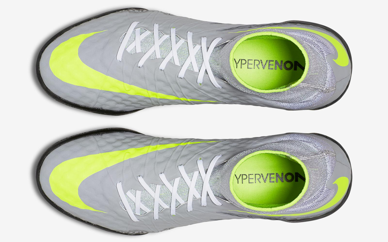 graue nike hypervenomx proximo 2016 2017 fu ballschuhe. Black Bedroom Furniture Sets. Home Design Ideas
