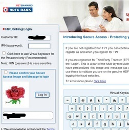 Hdfc bank login forex card