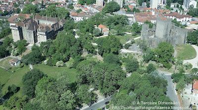 Castelo de Guimarães e Paço dos Duques de Bragança