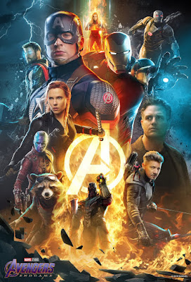 Avengers Endgame ATOM Tickets Poster