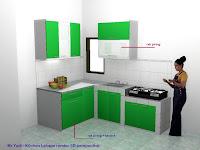 Service & Modifikasi Kitchen Set