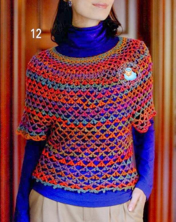 #crochetsweater Crochet-Sweater-Pattern