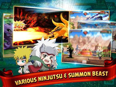 Ninja Heroes Mod Apk