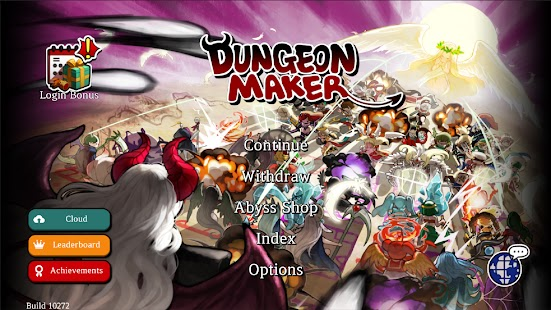 Dungeon maker Apk Free on Android Game Download