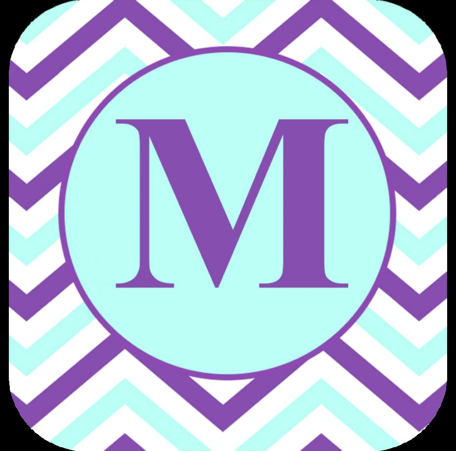 Monogram It Custom Wallpaper and Home Screen Creator FREE