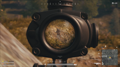 Tips Trik PUBG - Sniper 2