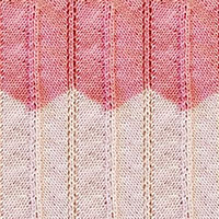 Chevron And Feather Eyelet Lace stitch