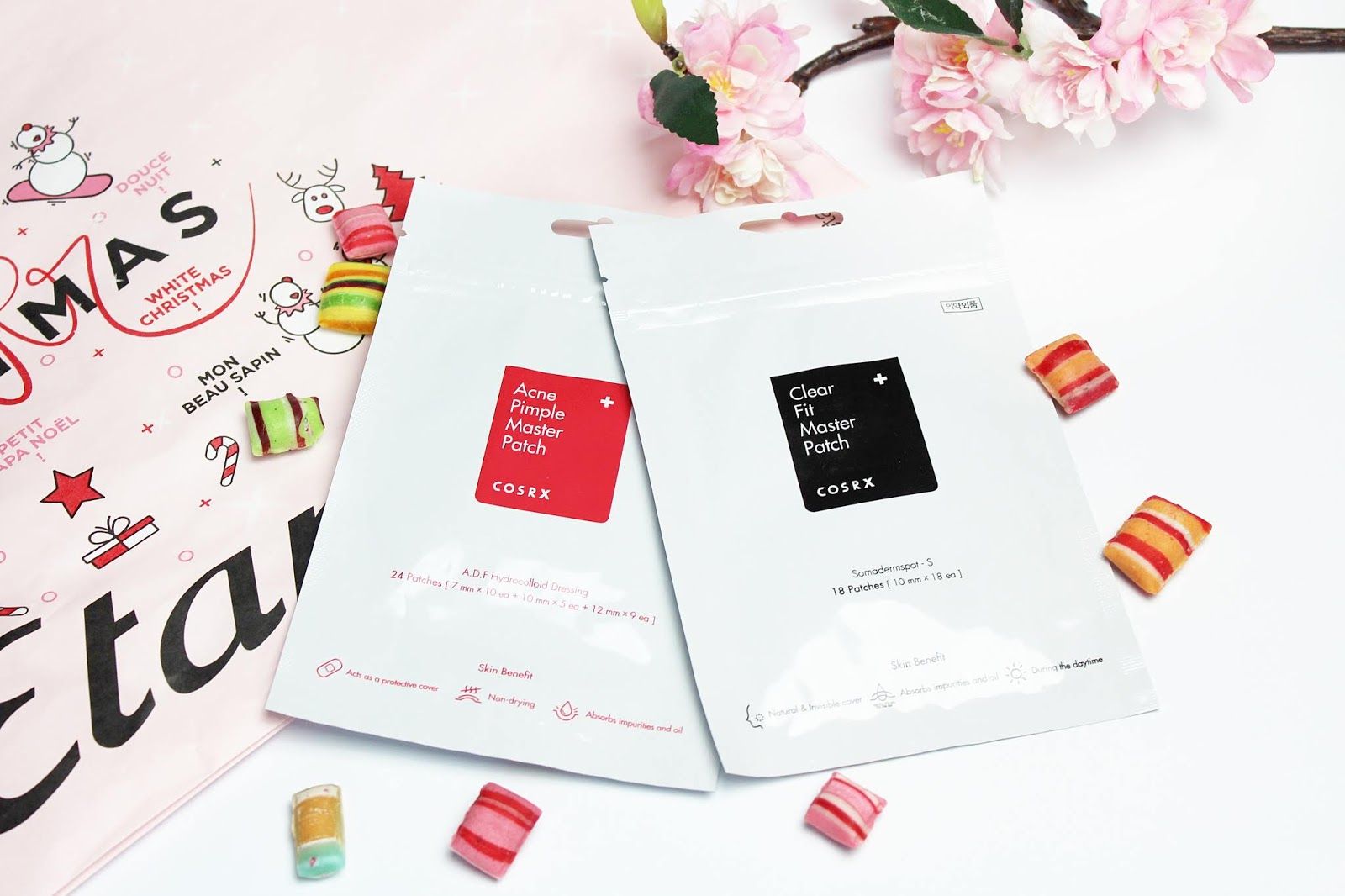Cosrx, Acne Pimple and Clear Fit Master Patch
