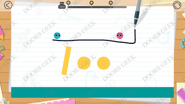 Love Balls Level 100 Cheats, Walkthrough, Solution 3 stars, for updated version