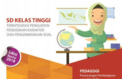 Download Modul PKB SD Kelas Atas Revisi 2018