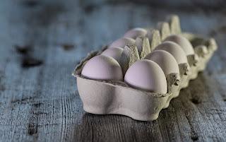 الاطعمة التي تبني العضلات - البيض