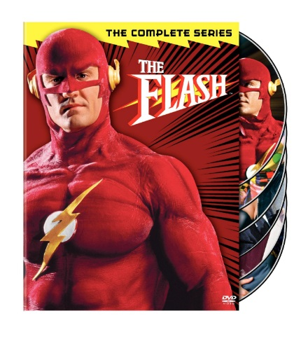 "30 Gifts for ""The Flash"" Lover in Your Life dc comics 1990-1991 the flash dvd series john wesley shipp"