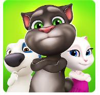 My Talking Tom Cat - Tải trò chơi con mèo, game con mèo Miễn phí