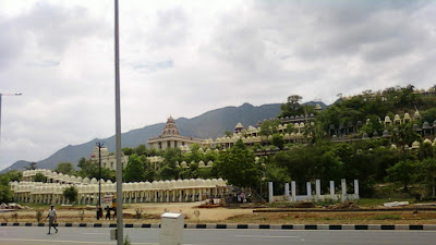 1008 Shiva Temple Salem Tamilnadu