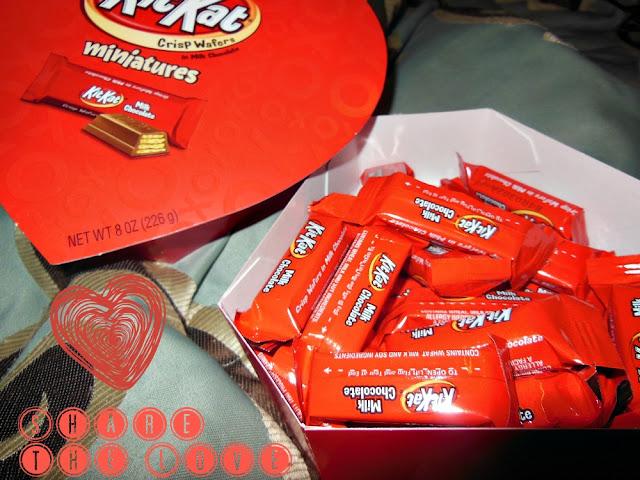 Hershey S Valentine S Chocolates And Valentine Love Bugs Crafts
