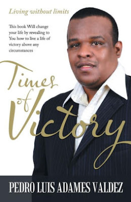 Times of Victory by Pedro Luis Adames Valdez (Book cover)