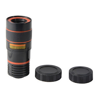 8x teleobiettivo fotocamera