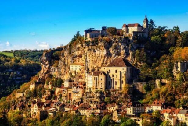 Rocamadour, Perancis