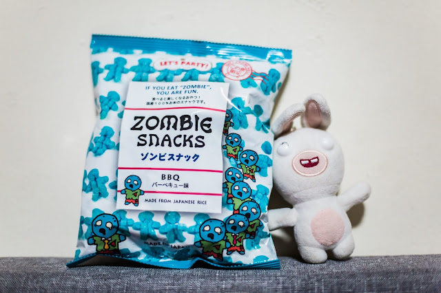Review: Let's Party BBQ Flavour Zombie Snack