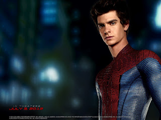 THE AMAZING SPIDER-MAN poster download (via official movie site)