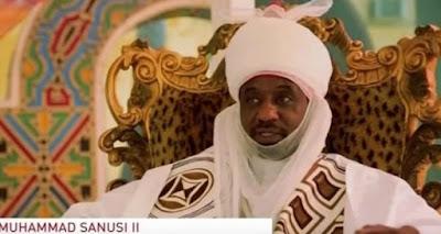 Emir of Kano Muhammad  Sanusi
