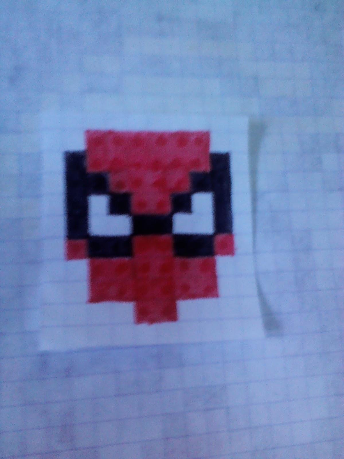 C Et S Les Petites Astuces Spider Man En Pixel Art