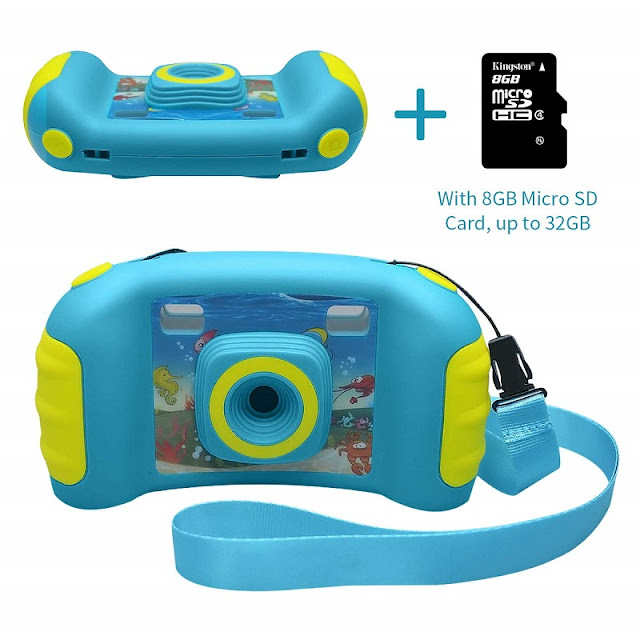 camaras-digitales-para-niños