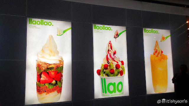 Llaollao; Mall of Asia; Getaway to Manila; Philippines