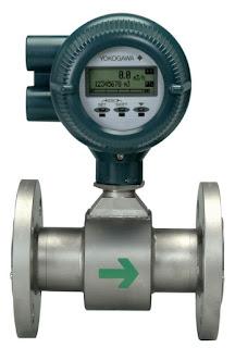 Yokogawa AXF magnetic flow meter