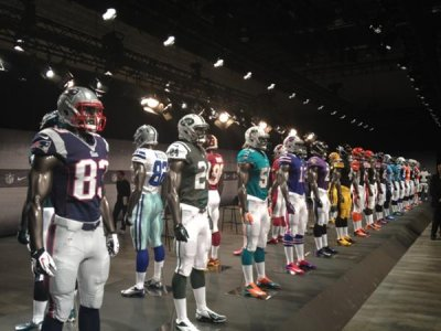 fd410edc William's World of Sports: NFL Nike Pro Combat Jerseys in 2013?