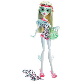 MH Make a Splash Lagoona Blue Doll