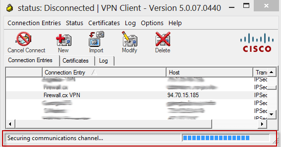 Vpn access browser