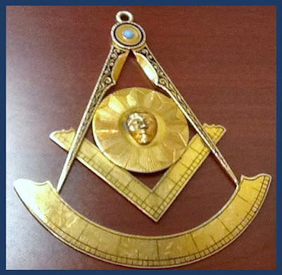Grand Master Jewel. Grand Lodge of Idaho
