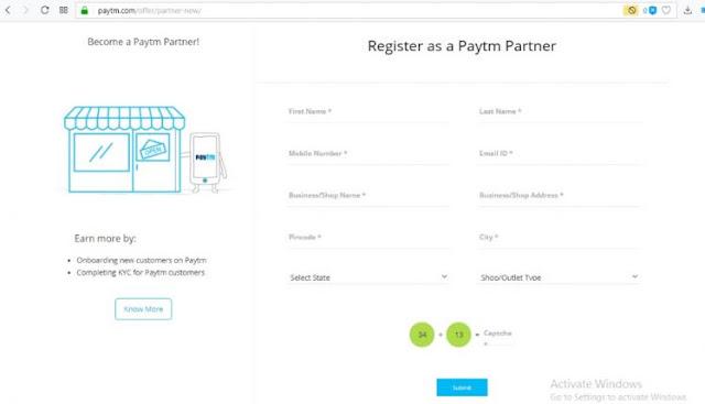 Paytm Kyc Agent Registration कैसे करते है.?
