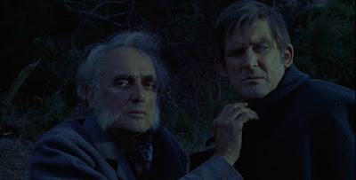 John Laurie y Ray Barrett