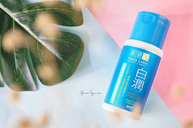 Review Hada Labo Shirojyun Lotion