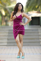 Bhavna Rao in Velvet Cute Small Purple Dress Spicy Pics ~  Exclusive Pics 004.jpg