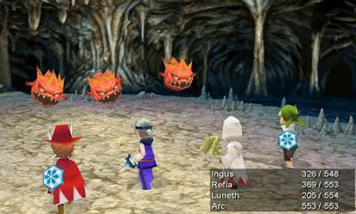 Final Fantasy III PC Full Version