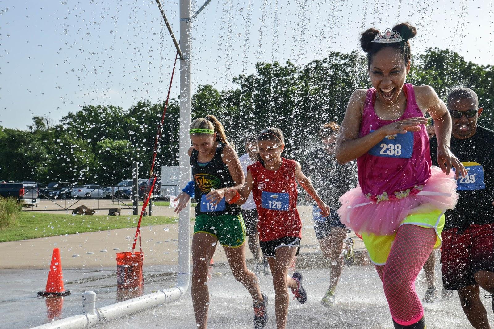 Asian Games Splash Run