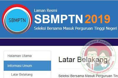Syarat dan Tahap Pendaftaran SBMPTN 2019